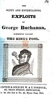 Jokes of George Buchanan ... Number I(-III). The three hundredth edition, with additions