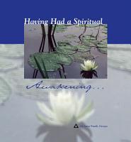 Having Had a Spiritual Awakening PDF
