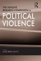 The Ashgate Research Companion to Political Violence PDF