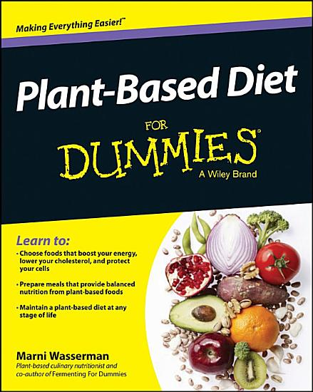 Plant Based Diet For Dummies PDF