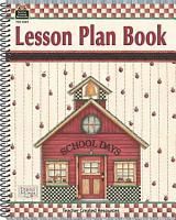 School Days Lesson Plan Book PDF