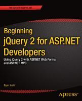 Beginning JQuery 2 for ASP NET Developers PDF