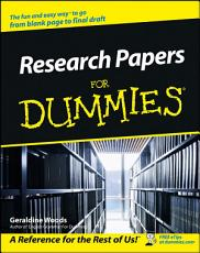Research Papers For Dummies PDF