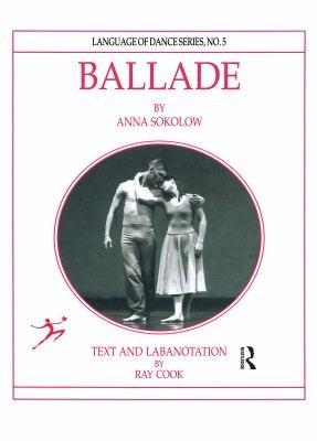 Ballade by Anna Sokolow PDF