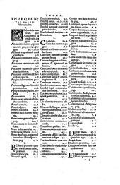 Clavdii Galeni Pergameni De anatomicis administrationibus libri nouem. De constitutione artis medicae liber. De Theriaca, ad Pisonem commentariolus ...: libri IX.