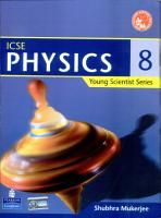 Young Scientist Series ICSE Physics 8 PDF