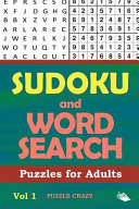 Sudoku and Word Search Puzzles for Adults