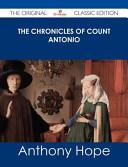 The Chronicles of Count Antonio   The Original Classic Edition PDF