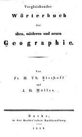 Verleichendes wörterbuch der alten, mittleren und neuen geographie