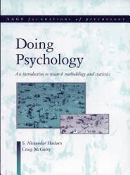 Doing Psychology PDF
