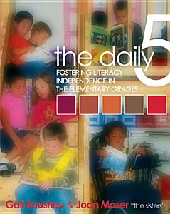 The Daily 5 Book