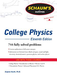 Schaum s Outline of College Physics  11th Edition PDF