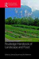 Routledge Handbook of Landscape and Food PDF