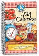 Gooseberry Patch 2013 Calendar