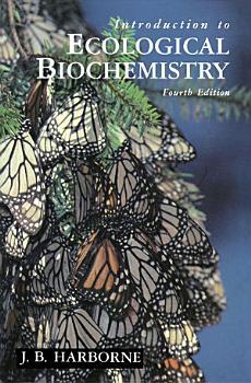 Introduction to Ecological Biochemistry PDF