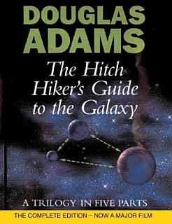 The Hitch Hiker s Guide to the Galaxy Book