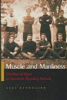 Muscle and Manliness PDF