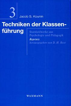 Techniken der Klassenf  hrung PDF