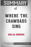 Download Summary of Where the Crawdads Sing by Delia Owens Book