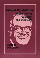 Radical Behaviorism PDF