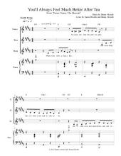 "You'll Always Feel Much Better After Tea: From ""Fancy Nancy The Musical"" (Digital Piano/Vocal Sheet Music)"