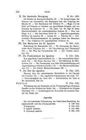 Die Echtheit der ignatianischen Briefe: mit einer literarischen Beilage, Die alte lateinische Übersetzung der Usher'schen Sammlung der Ignatiusbriefe und des Polykarpbriefes