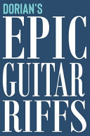 Dorian s Epic Guitar Riffs PDF