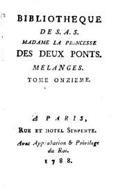 Bibliothèque universelle des dames: Volume 11