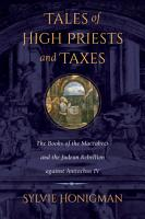 Tales of High Priests and Taxes PDF
