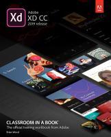Adobe XD CC Classroom in a Book  2019 Release  PDF