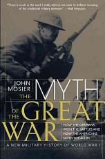 The Myth of the Great War PDF