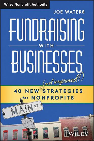 Fundraising with Businesses PDF