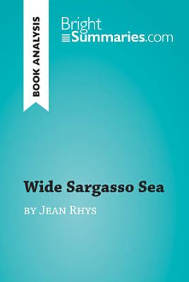 Wide Sargasso Sea by Jean Rhys  Book Analysis