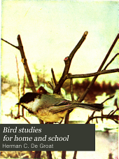 Bird Studies for Home and School: Sixty Common Birds, Their Habits and Haunts