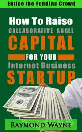 How To Raise Collaborative Angel CAPITAL For Internet Business Startup: Entice the Funding Crowd