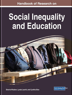 Handbook of Research on Social Inequality and Education PDF