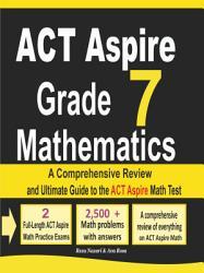 Act Aspire Grade 7 Mathematics Book PDF