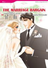 THE MARRIAGE BARGAIN: Mills & Boon Comics