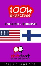 1001+ Exercises English – Finnish