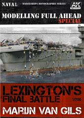 AK 667 - MODELLING FULL AHEAD SPECIAL 1: LEXINGTON´S FINAL BATTLE