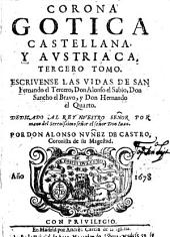 Corona Gothica, Castellana y Austriaca: Volumen 3