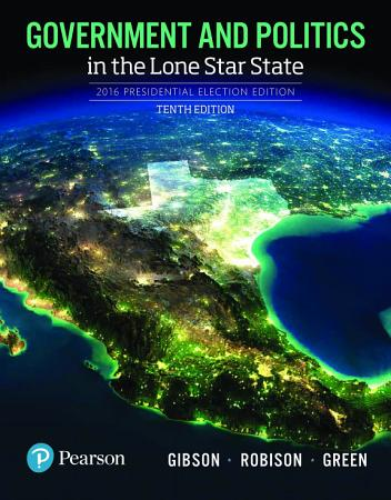 Government and Politics in the Lone Star State PDF