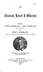 The Cincinnati Lancet   Observer PDF
