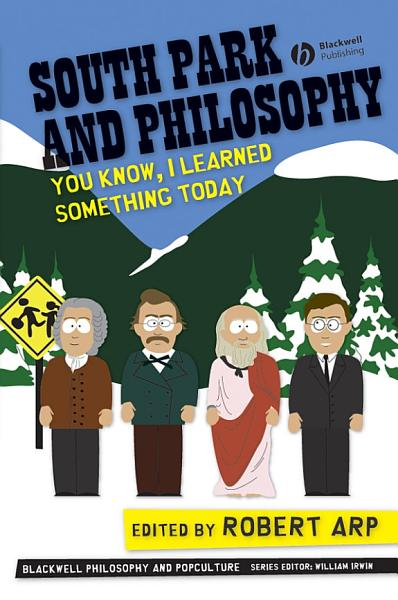 Download South Park and Philosophy Book