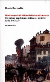 Prima del meridionalismo: tra cultura napoletana e istituzioni unitarie, Carlo de Cesare
