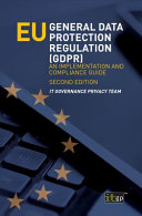 EU General Data Protection Regulation  GDPR  PDF