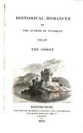 Historical romances of the author of Waverley: Volume 4