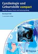 Gyn  kologie und Geburtshilfe compact PDF
