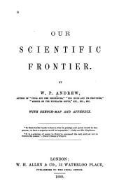 Our Scientific Frontier