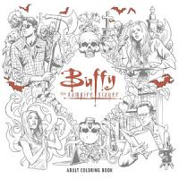 Buffy the Vampire Slayer Adult Coloring Book PDF